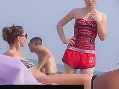 Cameltoe Bikini Girls Spy Cam HD Video voyeur
