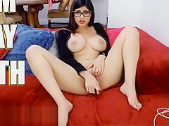 MIA KHALIFA - Cum Play With Me, I&#039_m Lonely
