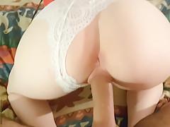 Horny Little Teen Sucks & Fucks Big Dick - itsRANDL