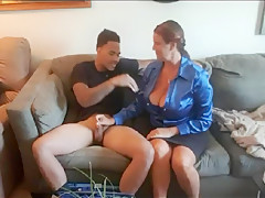 Carrie Moon and Julien Blanc in Tutoring Stepmom