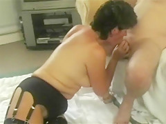 BJ, Bukkake, Facials, Cuckold, Bisexual, Cum Kiss GBs - She loves