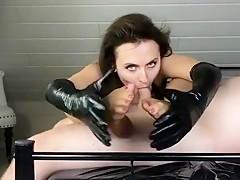 Mistressmix - Sexy Lena Nylon Feet And Footjob Mistressmix 720p