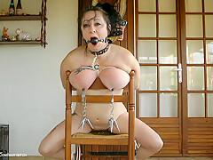 Bondaged On The Chair Pt2 - TacAmateurs