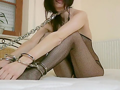 Chained And Handcuffed Very Securely (part 2/2)