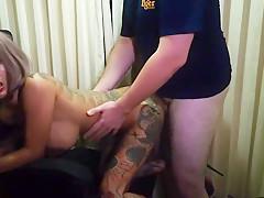 Big Thai Tits - Fucking The Amateur Secretary