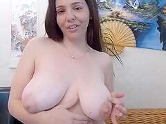 Teen Slut Sucking Her Milky Tits