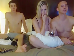 Husband Lets His Arrogant Beautiful Wife Suck A Young Guy