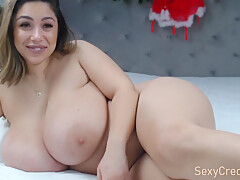 Sexycreolyta4u, Thick Body, Huge Boobs, Huge Ass, Best Show Ever