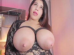 Sexy Mommy And Big Milk Boobies