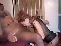 Slutty Cuckolding Wife Enjoying Sex With Her Black Stud Lover