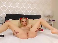 DianaHayes masturbate with dildo