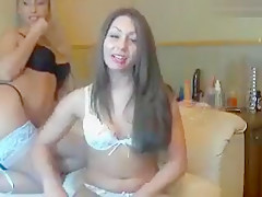 RussianAnalQueens: two lesbians have set themselves an enema