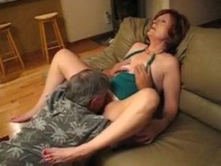 Mature Home Orgasm