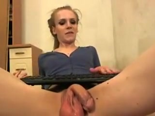 Hottest Homemade Shemale movie with Big Dick, Masturbation scenes