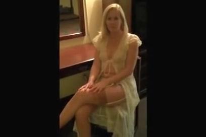 melissahotlegs sexy night dress