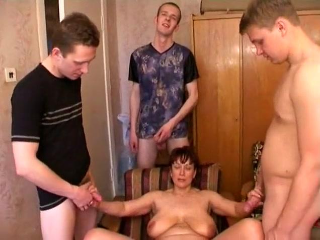 Hottest Amateur movie with Cumshot, Group Sex scenes
