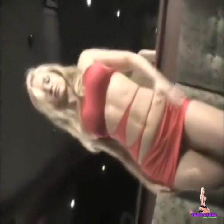 Jenny Poussin - Dance Red Dress