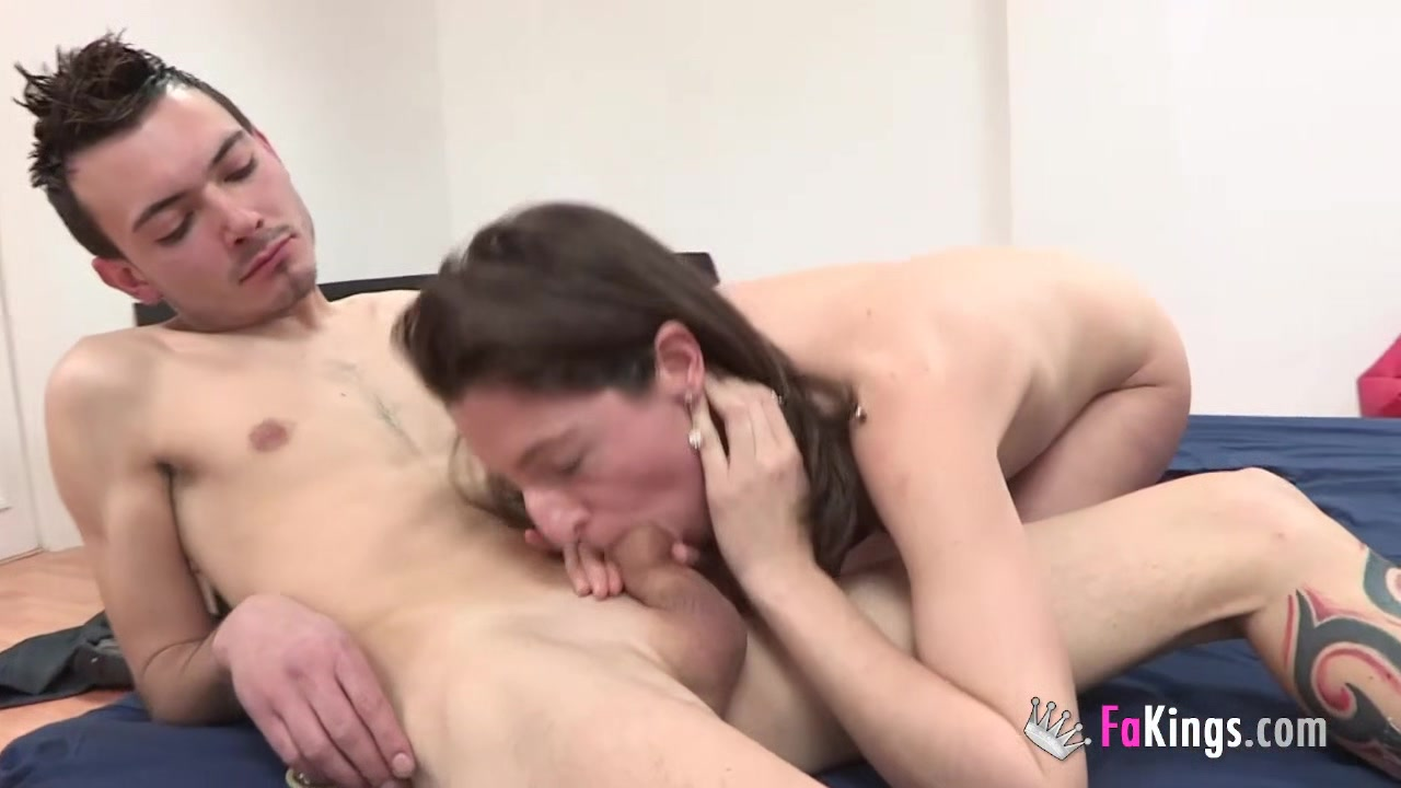 Young Spanish Couple is helped by two experienced swingers