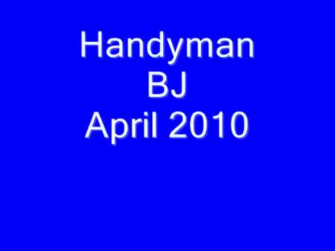My Handyman April 2010
