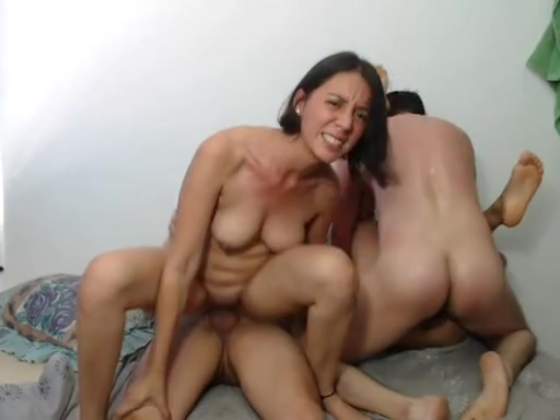 Mexican couple in swinger sex fun on live cam