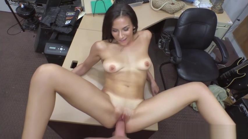 Latina slut Alexis Deen fucks naughty pawndudes cock