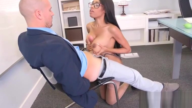 Busty Office Girl (Brittney White) Get Hardcore Action Bang vid-07