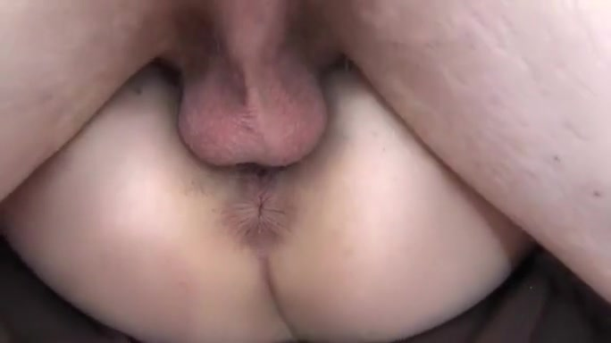 Fucking this hoe's shaved pussy in missionary position