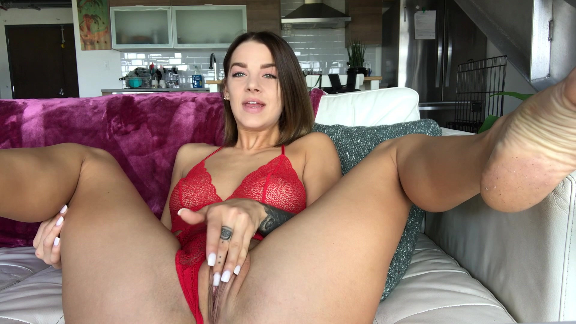 Evelin Stone is switching lingerie and more